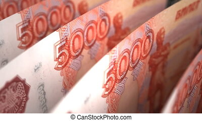 Ruble Close-up