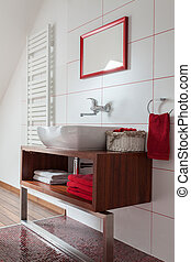 Ruby house - contemporary wash basin - Ruby house -...