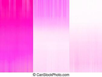 ruch, kolor, biały, abstrakcyjny, pas, purpurowy, plama, różowy
