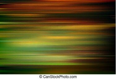 ruch, wektor, plama, tło, ilustracja, abstrakcyjny