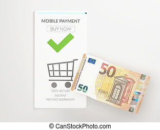 ruchomy, halabarda, 50, telefon, wpłata, euro