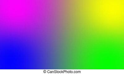 ruchomy, kolory, ożywiony, hukiem, tła, barwny
