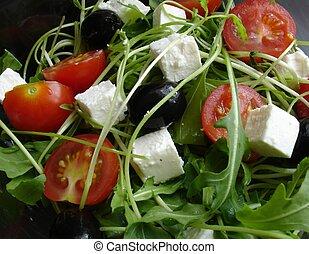 rucola salad 3