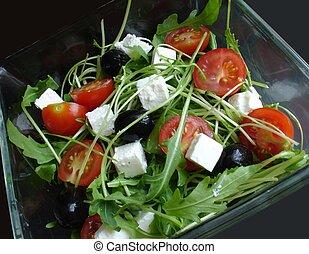 rucola salad 7