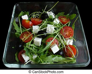rucola salad 8