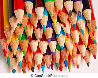 Rudacska, bemutatás, színezett