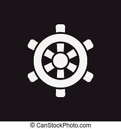 Rudder icon