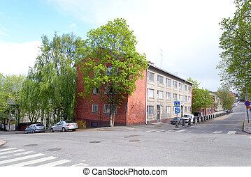 rue, centre, lappeenranta.