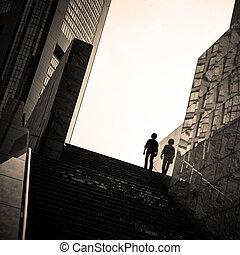 rue, photographie, tokyo