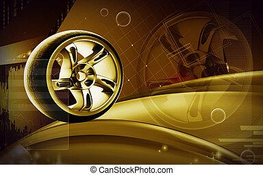 rueda de aleación