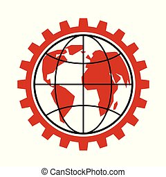 rueda, ser, o, revolución, socialism, trabajando, resumen,...