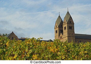Ruedesheim Eibingen Abbey 04