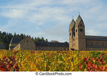 Ruedesheim Eibingen Abbey 08
