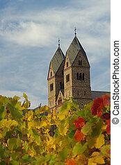 Ruedesheim Eibingen Abbey 09