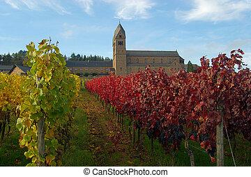 Ruedesheim Eibingen Abbey 12