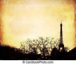 rues, parisien