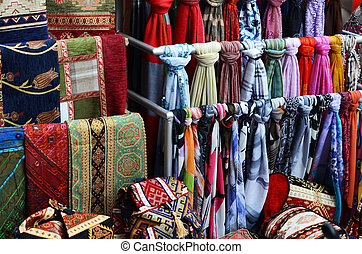 Rug fabric from Turkey in Bazaar