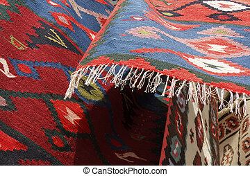 Rug - Hand made rug