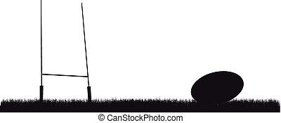 rugby, plano de fondo