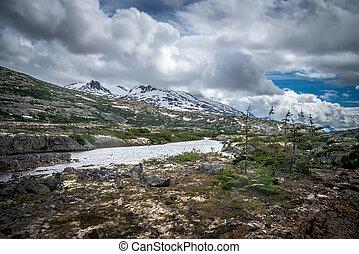 rugged and extreme terrain around fraser british columbia ...