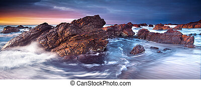 Gorgeous Sunset on the South Australian Coast