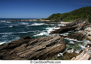 Rugged Coast Resort - Beautiful and rugged coast line at a...