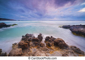 Rugged Coastline