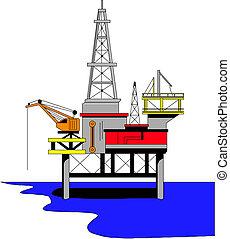 ruha, fúrás olaj