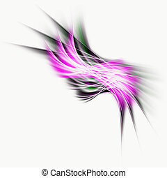 ruimte, tekst, abstract, elegant, ontwerp, achtergrond, jouw