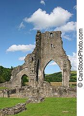 ruinas, abadía