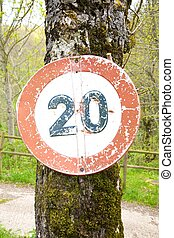 ruined twenty speed signal