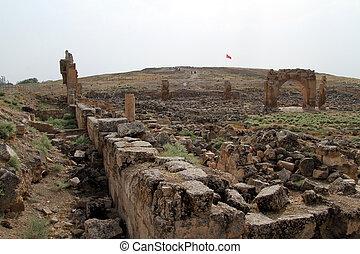 Ruins in Harran