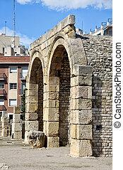 Ruins in Tarragona, Spain