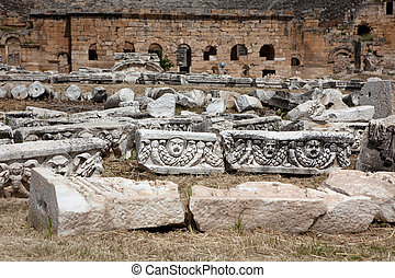 Theatre in Hierapolis