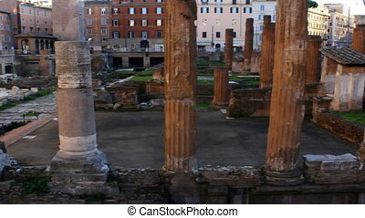 Area Sacra at Campus Martius - Ruins of Area Sacra at Campus...