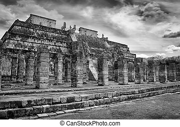Ruins of Chichen Itza