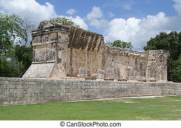 ruins of Chichen Itza, Mexico