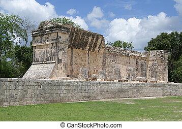 ruins of Chichen Itza, Mexico