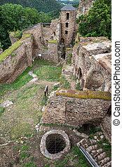 Ruins of Hasistejn castle
