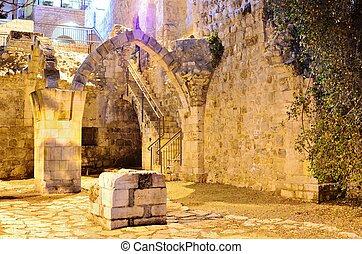 Ruins of Jerusalem