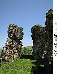 Ruins of monastery