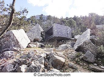 Ruins of Termessos