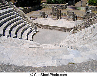 Ruins of the Greek Theater