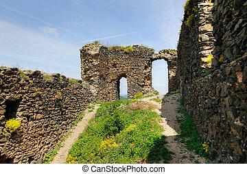 Ruins of the Kostalov Castle