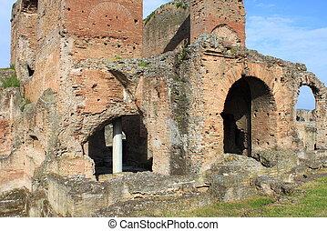 Ruins of the Quintili Villa