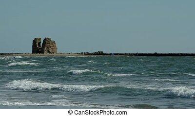 ruins of Torre Flavia