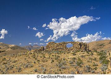 Ruins on Ilsa del Sol