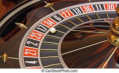 ruleta, casino