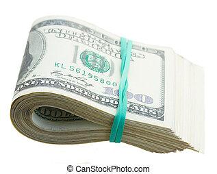 rulle, dollars
