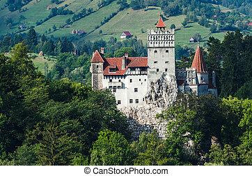 rumänien, kleie, hofburg, transylvania